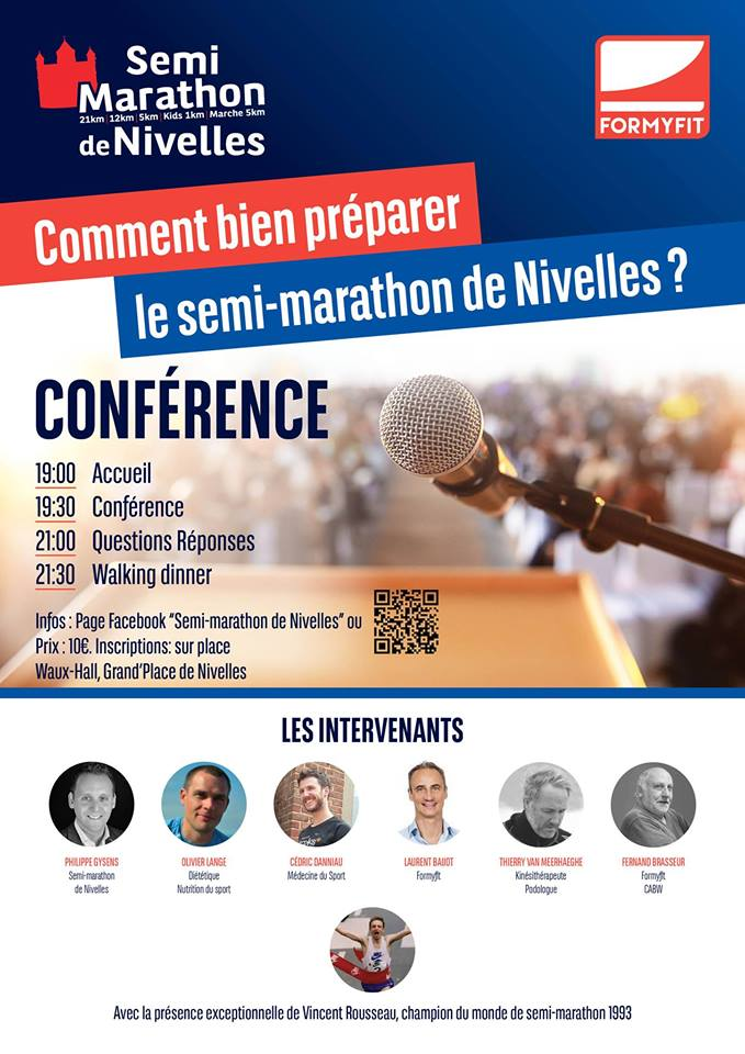 Affiche confrence